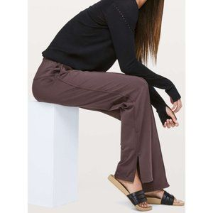 "Lulu Greatest Stride Pants 31"" Joggers Trousers 12"